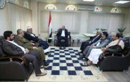 مليشيات الحوثي تعقد اجتماعآ لمواجهة التغيرات في إيران والعراق ولبنان