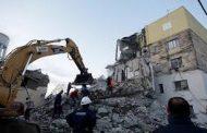 سقوط قتلى نتيجة الزلزال في ألبانيا
