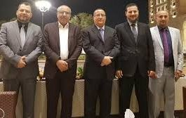 وفد الإنتقالي في المملكة يواصل لقاءاته لمتابعة تنفيذ اتفاق الرياض
