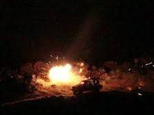 المقاومة الجنوبية تدمر أسلحة ثقيلة للحوثيين غرب قعطبة