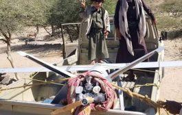 مواطن يمني يفاجئ الجميع ويسقط طائرة حربية بسلاحه الشخصي