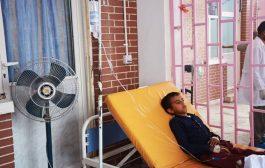 الصليب الأحمر يرصد 165 اعتداء طال القطاع الصحي باليمن منذ 2015