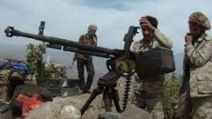 مصرع العشرات من عناصر الحوثي في جبهة الفاخر بالضالع