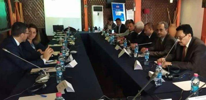ورشة عمل في جيبوتي تؤكد على ضرورة إسترجاع الآثار المسروقة من #اليمن