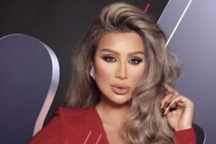 """الفنانة مايا دياب تسقط أرضًا بسبب """"مقلب"""" ماجد المصري"""