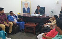 الجفري يترأس اجتماعا لقطاع البعثات بوزارة التعليم العالي