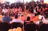 اتحاد نساء اليمن بأبين يختتم فعاليات مناهضة العنف بمعرض لبازار مفتوح