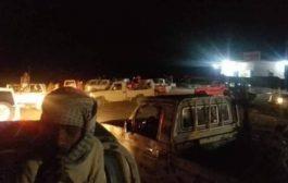 عاجل: قوات عسكرية ضخمة في طريقها إلى عدن والسعودية تتدخل بشكل طارئ