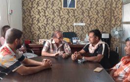 القائم بأعمال مدير الشيخ عثمان يطلع على سير أعمال حملة النظافة الشاملة بالمديرية