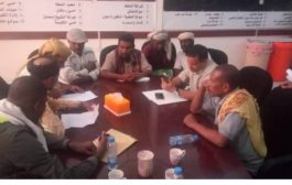 تشكيل مجلس تنسيقي للجان النقابية بصندوق النظافة في محافظة عدن