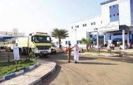 مقذوفات حوثية تسقط على مستشفى عام في جازان بالسعودية