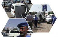 عدن … وسط ارتياح شعبي استمرار حملة الأجهزة الأمنية لضبط الدراجات النارية والسيارات الغير مرقمة