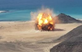 مشروع #مسام لنزع الألغام يتلف آلاف الألغام والقذائف زرعها #الحوثيين في الساحل الغربي