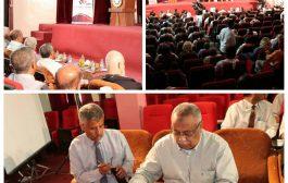 نادي القضاة الجنوبي فرع محافظة حضرموت يختتم مؤتمره التاسيسي