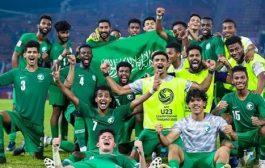 السعودية تحصل على بطاقة التأهل لأولمبياد طوكيو (شاهد)
