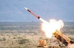 المملكة تسقط صاروخآ بالستيآ للمليشيات الحوثية