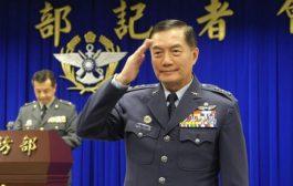 وزارة الدفاع تعلن العثور على جثة رئيس أركان الجيش التايواني