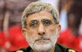 العميد اسماعيل قاآني قائدا لفيلق القدس خلفا لسليماني
