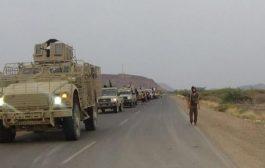 القوات المشتركة توجه رسالة تحذير نارية لمحور تعز