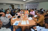 مكتب UNOPS يختتم ورشة العمل الخاصة بنظام المشتريات وارشادات البيئة والسلامة في عدن