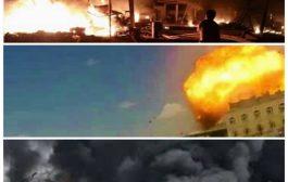 مصادر عسكرية تكشف تفاصيل جديدة وما جرى في مأرب من قصف على معسكر الاستقبال