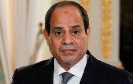 الرئيس المصري يعلق على إنهاء أزمة احتجاز 32 صيادًا في اليمن