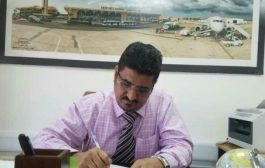 مدير مطار عدن يتهم صبيرة باطلاق النار على منزله وصبيرة ينفي الانهام