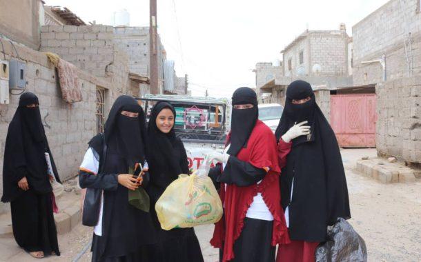 جمعية الصم والبكم بلحج تحتفي باليوم الوطني للبيئة بنشاط توعوي