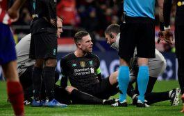 بطولة إنكلترا: ليفربول يفتقد قائده ثلاثة أسابيع بسبب الإصابة