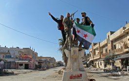 مقتل 33 جنديًا تركيًا في إدلب وتركيا تقصف مواقع للنظام السوري