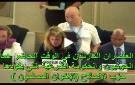 في مجلس حقوق الانسان بجنيف الحوثيون والحكومة الشرعية عنصران كارثيان.. فيديو