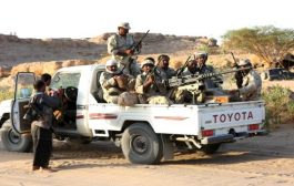 التحالف يدكّ تجمعات الحوثيين في حزم الجوف