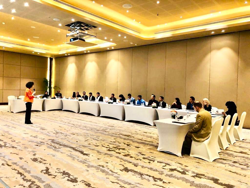 الرياض  :  السفارة الأمريكية لدى اليمن تقيم ندوة  دعم الشباب اليمني