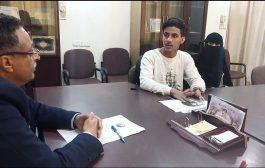 مدير المنصورة يناقش مع مبادرة الإحسان بالإحسان الترتيبات لتنظيم دورات تدريبية للشباب العاطلين عن العمل