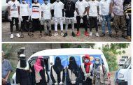 البري يدشن حملة توعية بمخاطركورونا بمديرية المنصورة