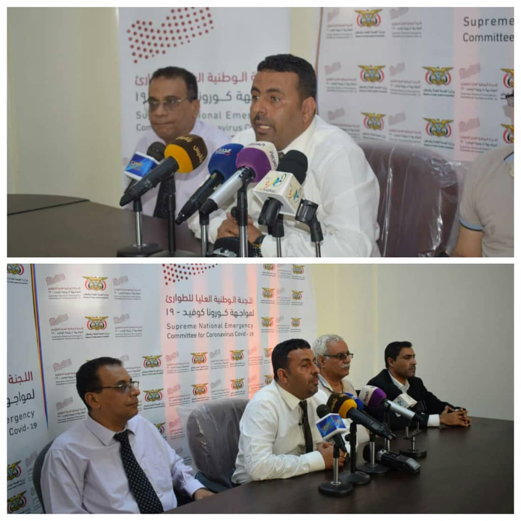 وكيل وزارة الصحة يؤكد خلو بلادنا من الاصابات بمرض كورونا