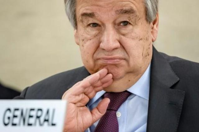 أمين عام الأمم المتحدة يدعو أطراف النزاع في اليمن إلى الوقف الفوري للاعمال العدائية