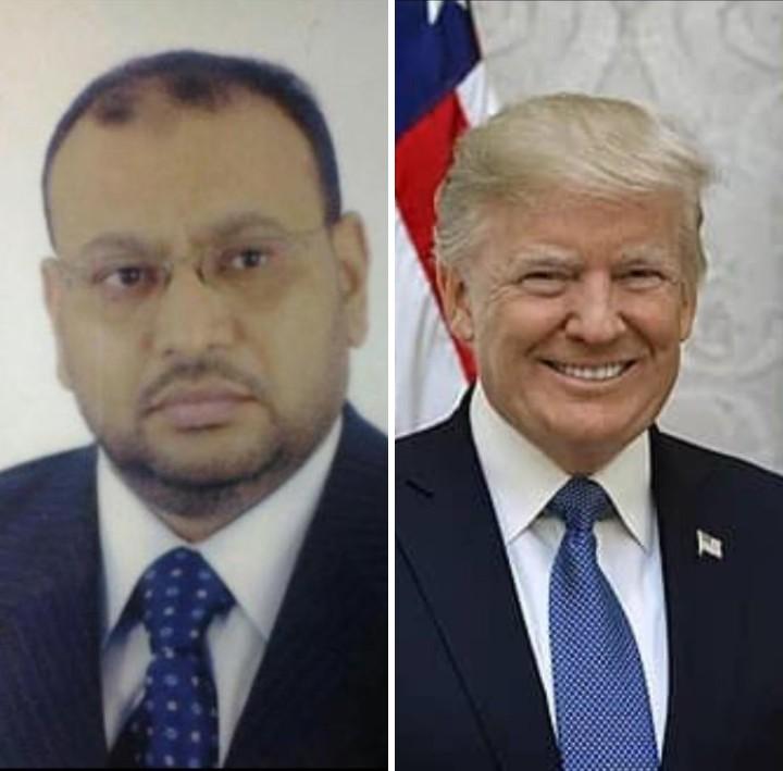 قاضي يمني يدعوا لمقاضاة امريكا بسبب فيروس كورونا !!