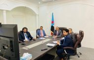 في لقاء مرئي : الزُبيدي يبحث مع غريفيث جهود السلام لحل الأزمة في اليمن