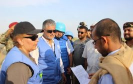 المتحدث باسلم القوات المشتركة يتهم الحوثيين بوضع قائد بعثة الأمم المتحدة بالحجر الصحي