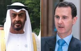 هل كورونا قادر على اصلاح العلاقات العربية.. بن زايد يتصل ببشار الأسد لدعم سوريا