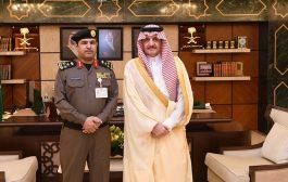 ظهور احد الأمراء السعوديين بعد شائعة اعتقاله