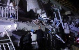 تركيا وإيران تتعرضان لضربة زلزال اليوم الجمعة