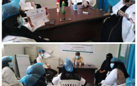 الضالع ..جمعية القابلات وبالتعاون مع مكتب الصحة تختتم دورة في تنظيم الأسرة