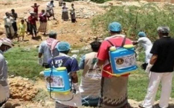 اهالي قرية المحرور يطالبون بحملات الرش الرذاذي للوقاية من الأمراض