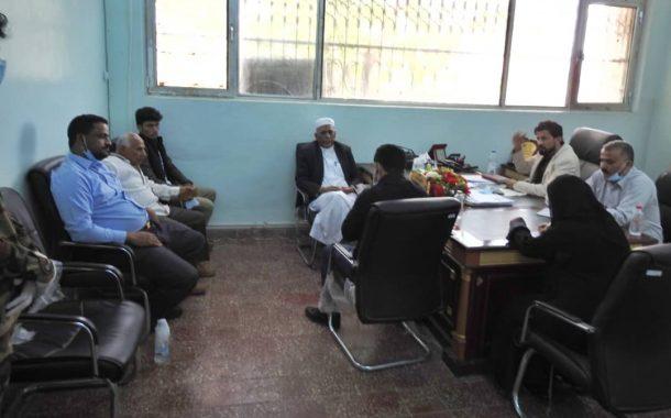 بطلب من غرفة التجارة والصناعة..اجتماع لمعالجة اجور النقل الثقيل في العاصمة المؤقتة عدن