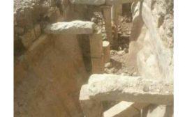 عمران والتراث.. اكتشاف مباني مدفونة تحت الأرض