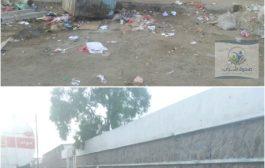 صحوة شباب والحملة الثانية لإزالة مخلفات الأمطار والنفايات في مديرية المنصورة