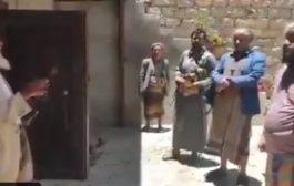 """تهديد مبطن بالالغاز باللهجة البيضانية من الشيخ ياسرالعواضي للحوثيين """"من ابطاء سعدن"""""""