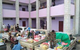 في بادرة هي الأولى من نوعها: أطفال حالمين يتبرعون بقيمة كسوة العيد لصالح جبهات محور الضالع، ومسنة تتبرع بخاتمها الوحيد